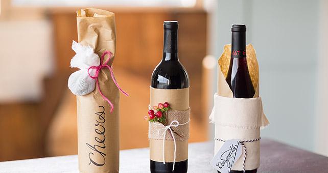 3-Beautiful-Handmade-Wine-Bottle-Gift-Wrap-Ideas_642x640